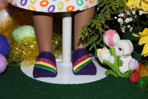 Darq's Easter Shoes!