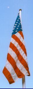 Flag N Moon